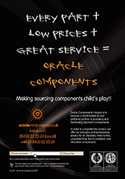 Every Part + Low Prices + Great Service = Oracle Components